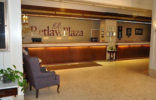 Reception Retlaw Plaza Hotel