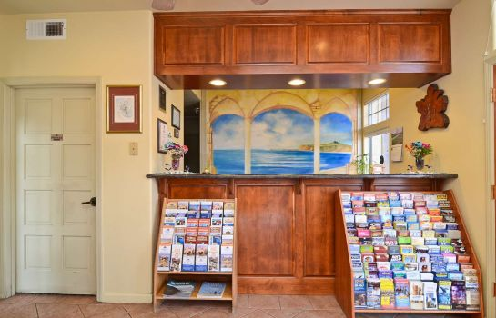 Lobby Americas Best Value Inn & Suites Half Moon Bay