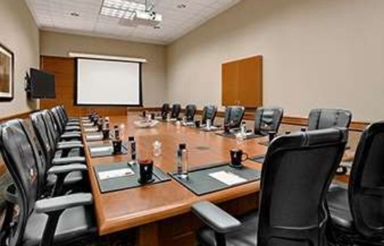 Conference room Delta Hotels Fargo