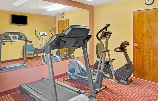 Obiekty sportowe Howard Johnson Inn Rock Hill
