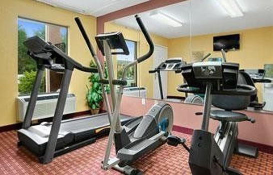 Sporteinrichtungen Howard Johnson Inn Rock Hill