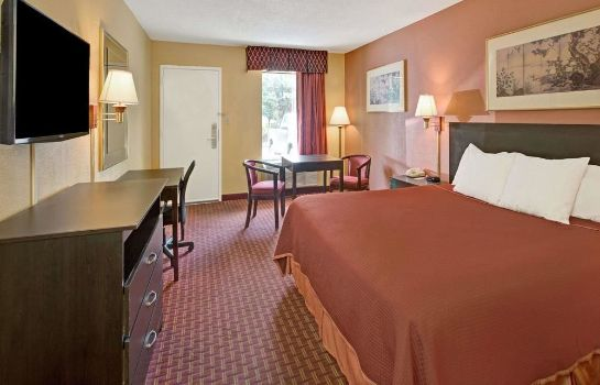 Standardzimmer Howard Johnson Inn Rock Hill