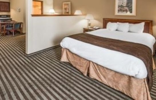 Suite BAYMONT INN & SUITES BRANFORD