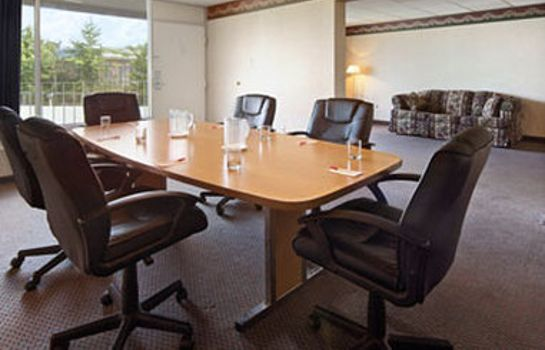 Conference room HOWARD JOHNSON INN RICHMOND WE