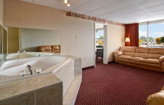 Room HOWARD JOHNSON INN RICHMOND WE