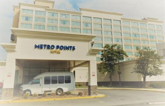 info Metro Points Hotel-Washington North