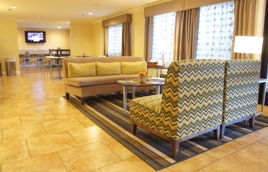 Hotelhalle Best Western Plus Pleasanton Inn