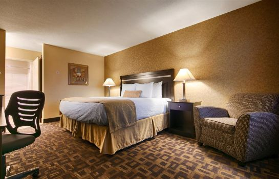 Zimmer Best Western Plus Pleasanton Inn