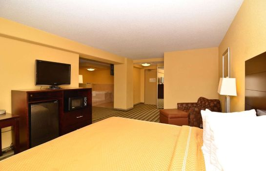 Suite Quality Inn and Suites New York Avenue