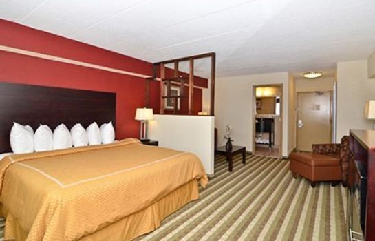 Suite Quality Inn & Suites New York Avenue