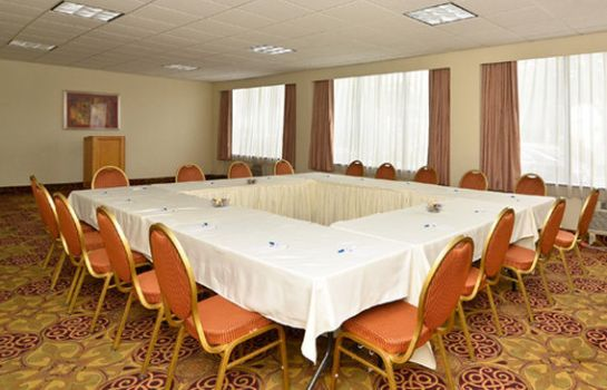 Conference room Quality Inn and Suites New York Avenue