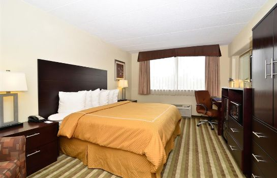 Room Quality Inn and Suites New York Avenue
