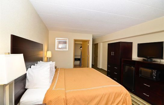 Chambre Quality Inn and Suites New York Avenue