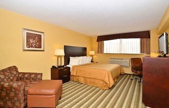 Zimmer Quality Inn & Suites New York Avenue