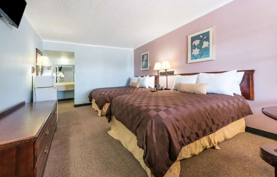 Chambre Knights Inn Mineral Wells