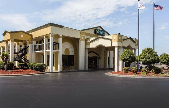 Buitenaanzicht Quality Inn and Suites Mooresville