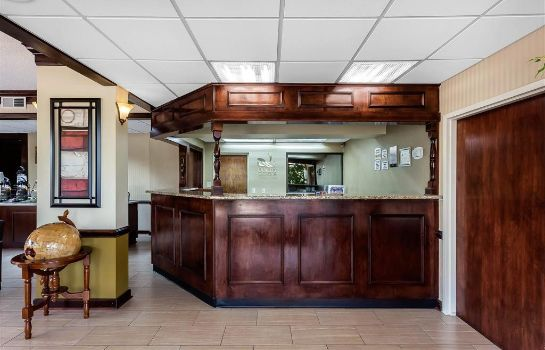 Hotelhal Quality Inn and Suites Mooresville