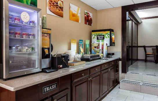 Restaurant Quality Inn and Suites Mooresville