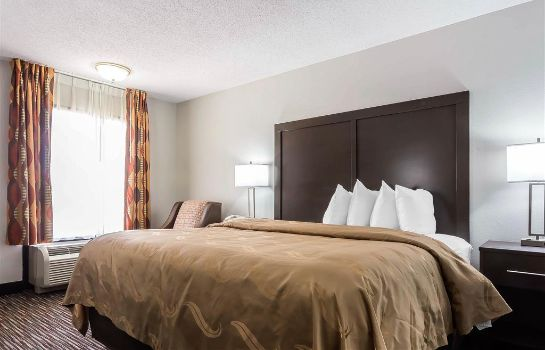 Pokój Quality Inn and Suites Mooresville