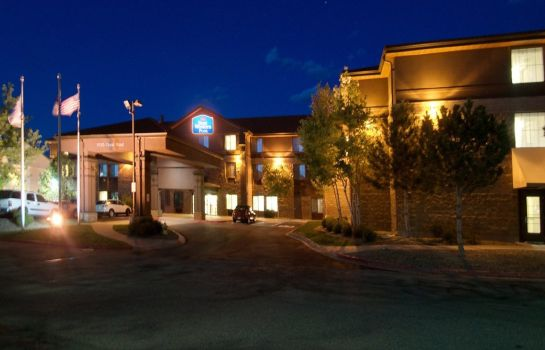 Vista exterior BEST WESTERN PLUS DENVER INTL