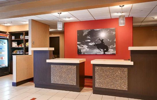 Hotelhalle BEST WESTERN PLUS DENVER INTL