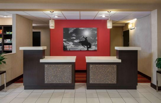 Hol hotelowy BEST WESTERN PLUS DENVER INTL