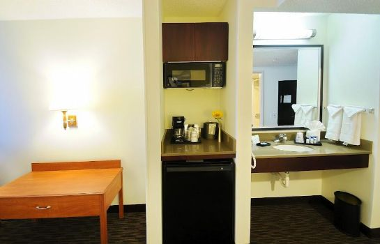Kamers BEST WESTERN PLUS DENVER INTL