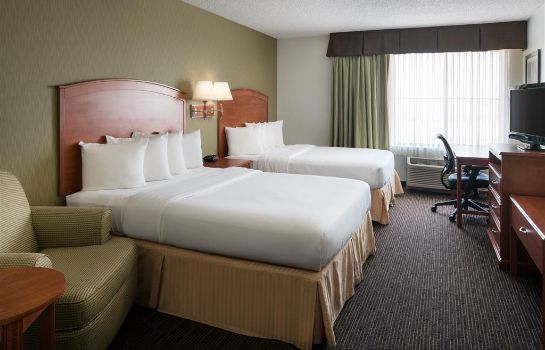 Zimmer BEST WESTERN PLUS DENVER INTL