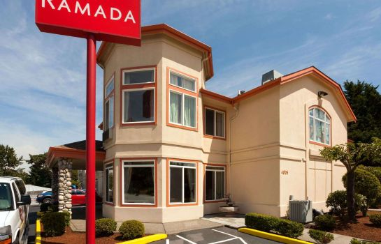Buitenaanzicht RAMADA SEATAC AIRPORT NORTH