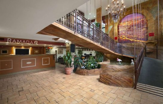 Lobby RAMADA HOLLYWOOD DOWNTOWN