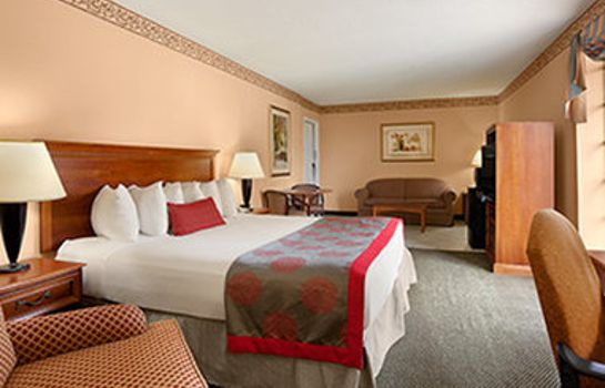 Chambre Ramada by Wyndham Hollywood Downtown