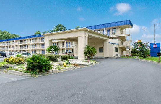 Außenansicht Motel 6 Savannah Airport - Pooler