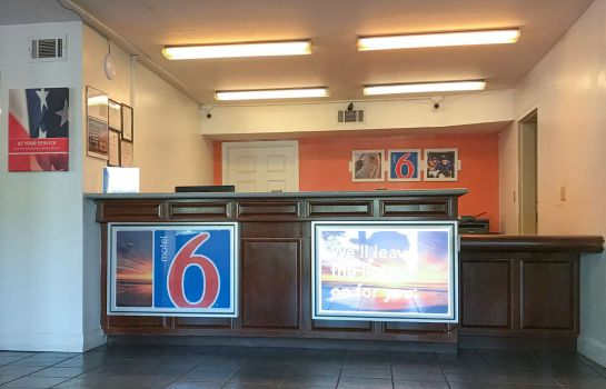 Hol hotelowy Motel 6 Savannah Airport - Pooler