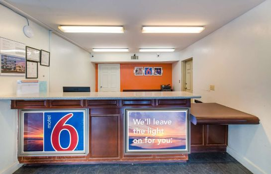 Hotelhalle Motel 6 Savannah Airport - Pooler
