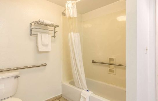 Zimmer Motel 6 Savannah Airport - Pooler