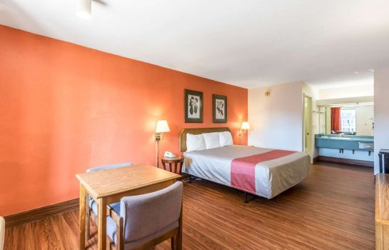 Chambre Motel 6 Savannah Airport - Pooler