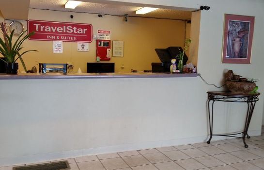 Recepcja Travel Star Inn And Suites