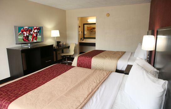 Suite Red Roof Inn and Suites Cave City