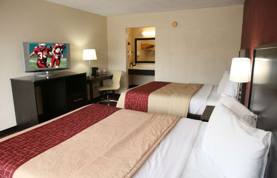Suite Red Roof Inn & Suites Cave City