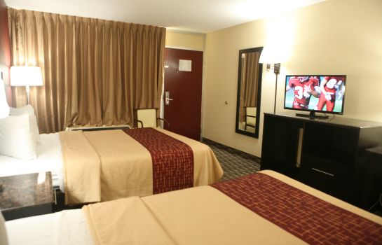 Habitación Red Roof Inn and Suites Cave City