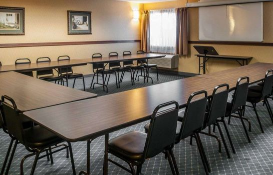 Conference room Comfort Inn Gallup