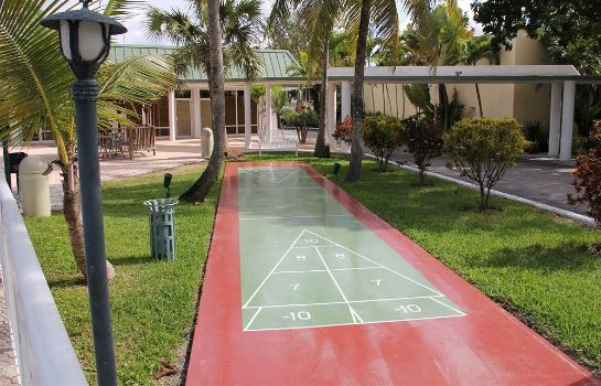 Sports facilities Floridian Hotel