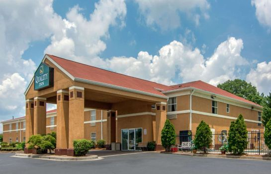 Vista exterior Quality Inn Loganville US Highway 78
