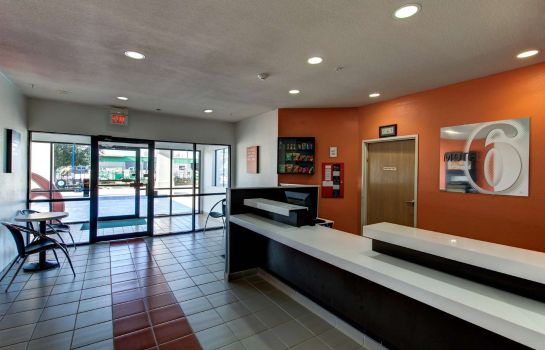 Hall MOTEL 6 WACO - WOODWAY