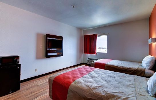 Zimmer MOTEL 6 WACO - WOODWAY