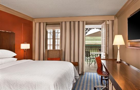 Zimmer Four Points by Sheraton French Quarter