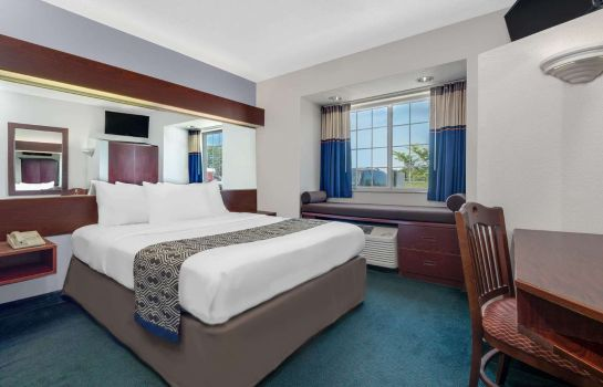 Kamers MICROTEL INN AND SUITES LONDON