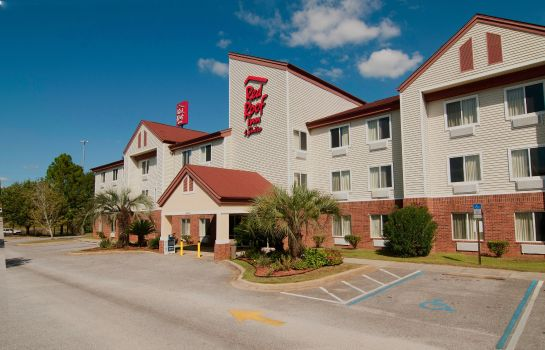 Vista exterior Red Roof Inn and Suites Pensacola East - Milton