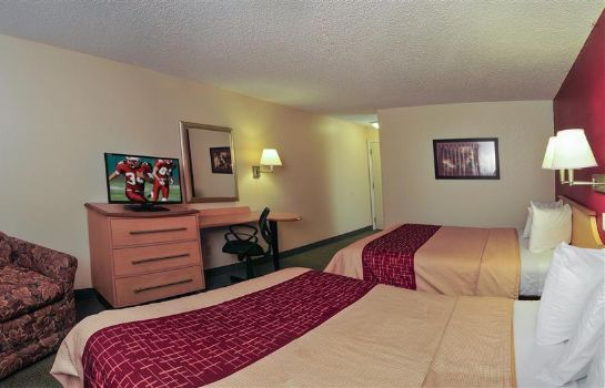 Kamers Red Roof Suites Pensacola East-Milton