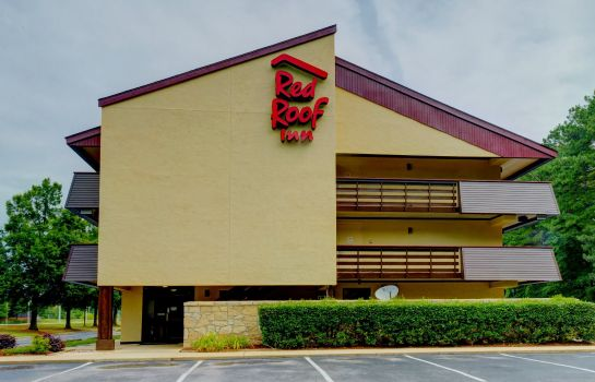 Exterior view Red Roof Inn Durham - Triangle Park